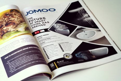 2018.08 Jomoo Press Ad Mockup