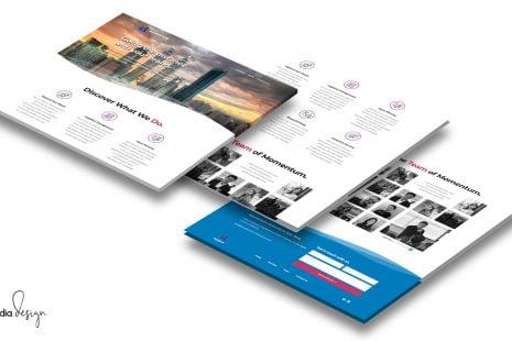 website design | momentum-commerce.com