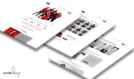 affordable web design 9 | arcadia design
