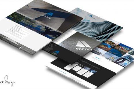 website design | alcom.com.my