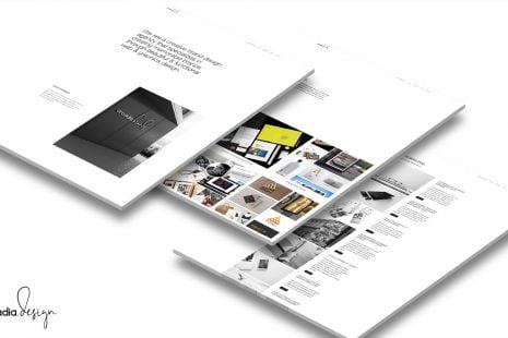 website design | arcadia-brands.com