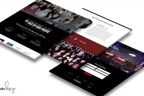 website design | foap2019