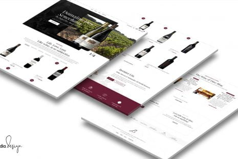 website design | winemaven.io